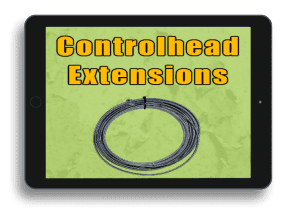 Remote Head Extension Cables